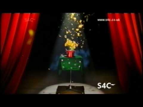 S4C Ident St David s Day Magic Hat 2003