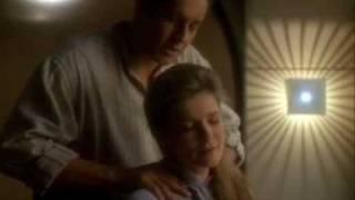 Star Trek Voyager: Janeway and Chakotay Get Close
