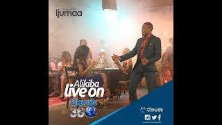 EXCLUSIVE INTERVIEW: ALIKIBA LIVE #CLOUDS360