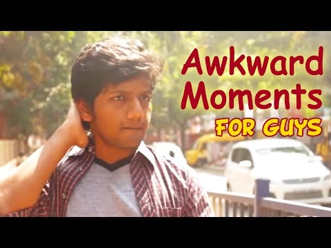 Awkward Moments For Guys - Funny Video 2016