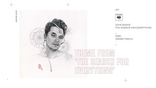 John Mayer - Theme from