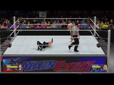 Xxx Mp4 Natalya Vs Summer Rae WWE 2K16 27 11 2016 3gp Sex