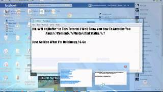 (HD)Facebook Autoliker For Page//Coment//Status// And Photo(NO DOWLNOAD)