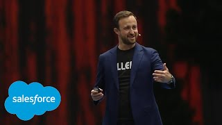 Marketing Cloud Keynote: Intelligent Marketing for the Empowered Consumer