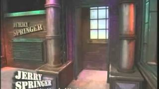 Hot-Headed Hotties! (The Jerry Springer Show)