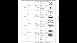 Engine Gasket Catalogue Free DownLoad NOW, Matto Gasket