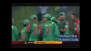 Rubel Hossain Hat Trick Video Bangladesh VS Newzealand at 1st ODI at Dhaka