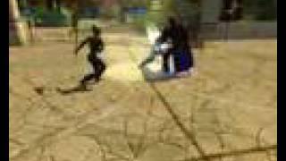 Hunter vs Captain , Lotro Spar