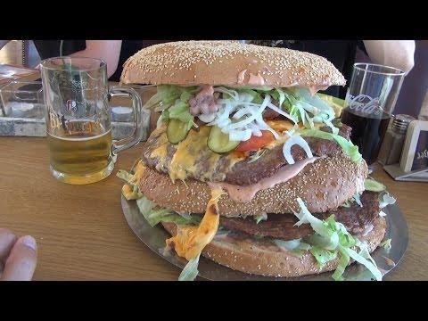 Xxx Mp4 Mega Burger XXXL I Giant Burger XXXXL Redo XXL Berlin VLOG 3gp Sex
