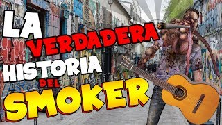 La verdadera historia del SMOKER Left 4 dead 2