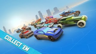 HOT WHEELS RACE OFF - Dragon Blaster / Rodger Dodger Gameplay iOS / Android