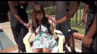 Haruki Sato harassed by West African men