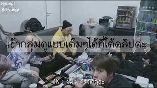 [Thaisub] BTS : Burn the Stage Ep1 | I'd do it all