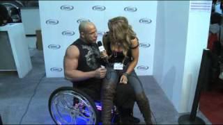 Nick Scott - Arnold Classic 2011 Gaspari Interview