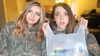 NAKED THRIFT SHOP HAUL with CAYLA
