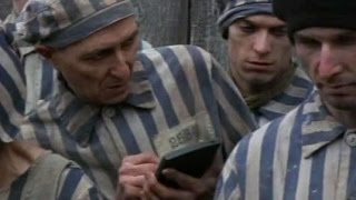 The Outer Limits Time Traveler Exposes Tablet in WWII Concentration Camp