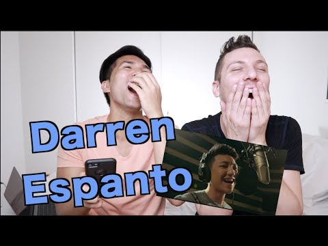 Dying Inside by Darren Espanto | #GlobeStudiosAllOfYou | REACTION