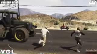 اخطاء و أشياء غريبة GTA 5   مقاطع GTA V مضحكة بجميع النكهات   ضحك بلا حدود   YouTube