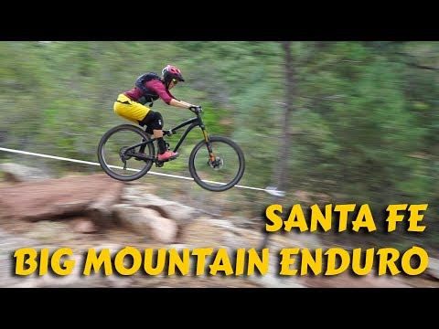 ROCKS AND DROPS Racing the 2018 Big Mountain Enduro in Santa Fe