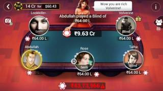 Teen Patti Gold 100Cr chips Hack 100% Working