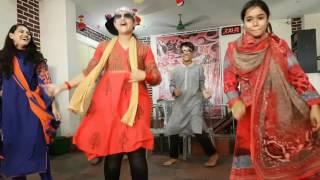 Best Dance performance/ Boishakhi Dance/Boishakhi Jhor 2017
