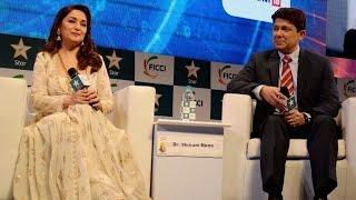 Madhuri Dixit At FICCI Frame 2017