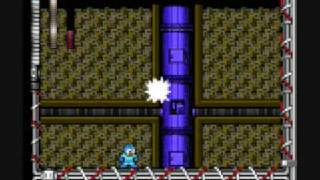 Mega Man 3 - Magnet Man Perfect Run