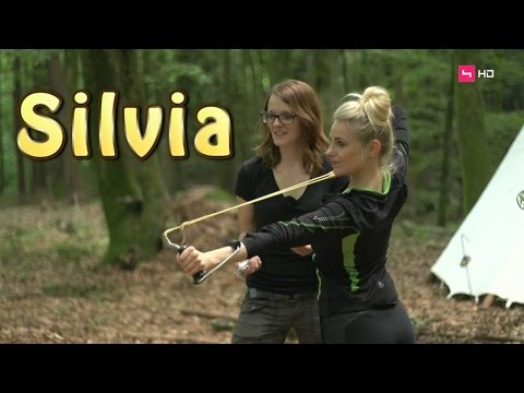 Survival Training With Celebrities - Silvia Schneider Reloaded (Episode 3) English subs