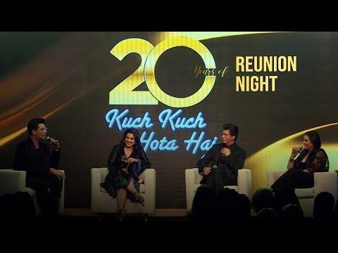 Xxx Mp4 Reunion Of The Kuch Kuch Hota Hai Cast Karan Johar Shah Rukh Khan Kajol Rani 3gp Sex