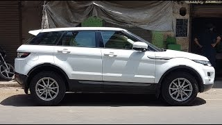 Range Rover Evoque 2013 | Long Term User Review | Features & Specifications