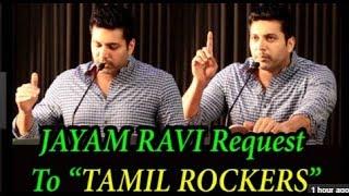 """If Vanamagan Fails I Will Act For Free"" - Jayam Ravi Emotional Speech | Vanamagan Press Meet"