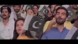 ISPR National Song 2017    14 August Song