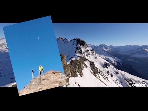 Xxx Mp4 Man Throws Rock At Drone On Mountain Peak 3gp Sex