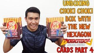 HUH?! APAKAH???!!!  Unboxing Choki Choki Box With The NEW Boboiboy Kuasa Tujuh Cards Part 4