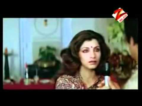 Kisi Nazar Ko Tera Intezaar 1985 film Aitbaar Asha Bhosle with Bhupinder YouTube.flv