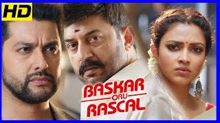 Bhaskar Oru Rascal Best Scene | Amala Paul refuses to marry Arvind Swamy | Soori Latest Comedy
