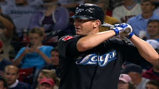Lyle Overbay collects four hits and seven RBIs
