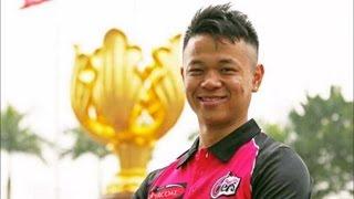 Ming Li   First Chinese Player In Australia's Big Bash League