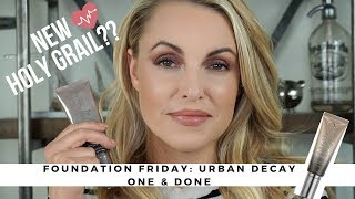NEW Holy Grail Foundation for Dry Mature Skin? || Foundation Friday - Elle Leary Artistry