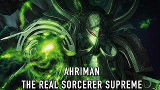 40 Facts & Lore on Ahzek Ahriman of the Thousand Sons Part 3 Warhammer 40k
