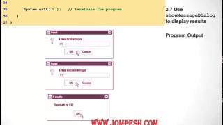 Lesson1: introduction To Java in bangla