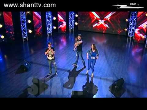 X Factor 3-Lsumner 3-rd or- Hip Hop 10.05.2014