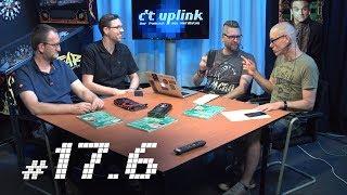 c't uplink #17.6: OnePlus 5, Schulen in der Cloud, Ethereum-Mining