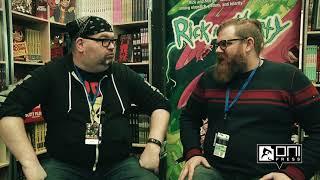 Oni Press Publisher James Lucas Jones talks with Pat Baer