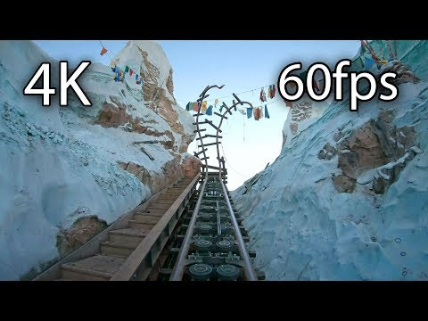 Xxx Mp4 Expedition Everest Front Seat On Ride 4K POV 60fps Disney 39 S Animal Kingdom 3gp Sex