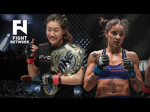 Xxx Mp4 ONE Dynasty Of Heroes Angela Lee Vs Istela Nunes Fight Network Preview 3gp Sex
