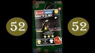 Score Hero level 52 - 3 stars