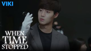 When Time Stopped - EP1 | Kim Hyun Joong Freezes the Time [Eng Sub]
