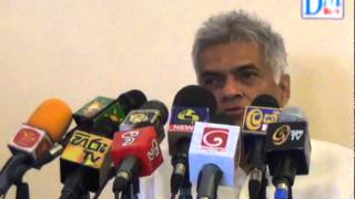 Ranil going to US to lecture and study