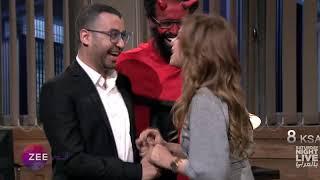إعلان برنامج ساترداي نايت لايڤ بالعربي - حلقة أحمد فهمي - زي الوان
